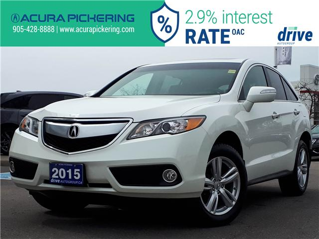 2015 Acura RDX Base (Stk: AP4811) in Pickering - Image 1 of 29