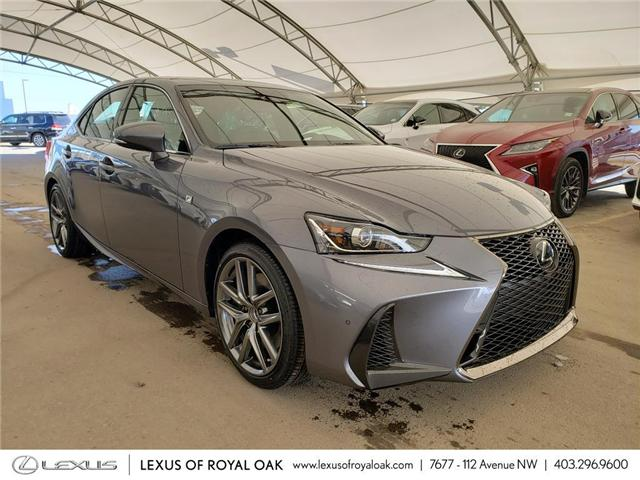 2019 Lexus IS 300 Base (Stk: L19407) in Calgary - Image 1 of 5