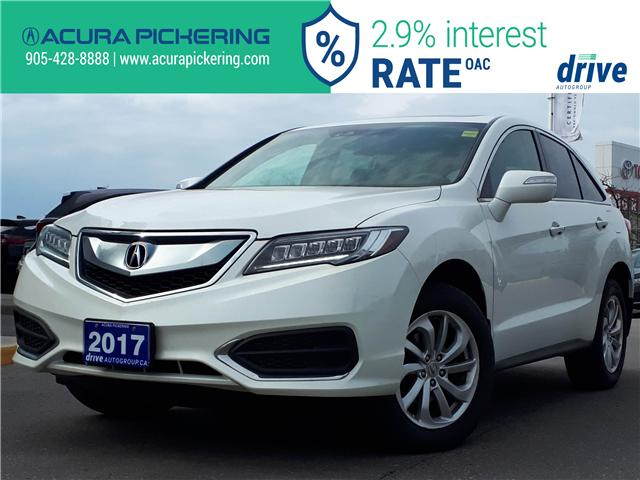 2017 Acura RDX Tech (Stk: AP4817) in Pickering - Image 1 of 29