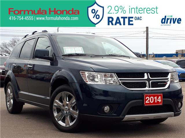 2014 Dodge Journey R/T (Stk: B11039) in Scarborough - Image 1 of 28