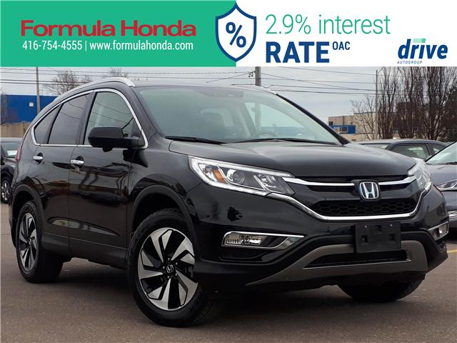 2016 Honda CR-V Touring (Stk: B11097) in Scarborough - Image 1 of 36
