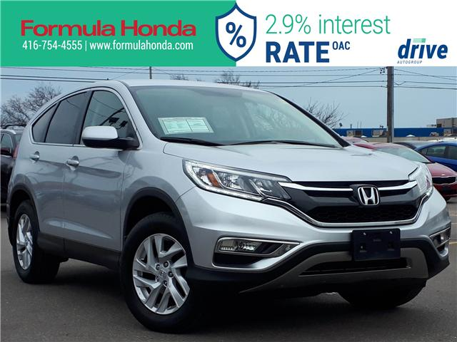 2016 Honda CR-V SE (Stk: B11101) in Scarborough - Image 1 of 30