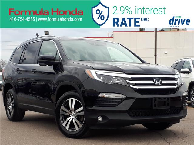 2017 Honda Pilot EX-L Navi (Stk: B11113) in Scarborough - Image 1 of 35