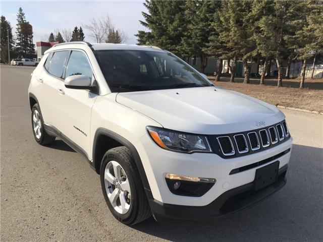 2018 Jeep Compass North (Stk: U19-29) in Nipawin - Image 1 of 20