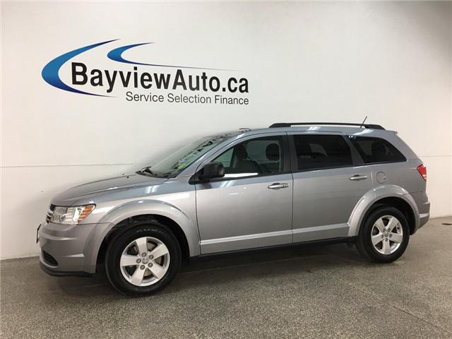 2017 Dodge Journey CVP/SE (Stk: 34801J) in Belleville - Image 1 of 26