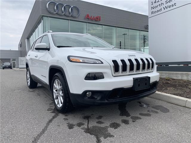 2015 Jeep Cherokee North (Stk: B8547) in Oakville - Image 1 of 9