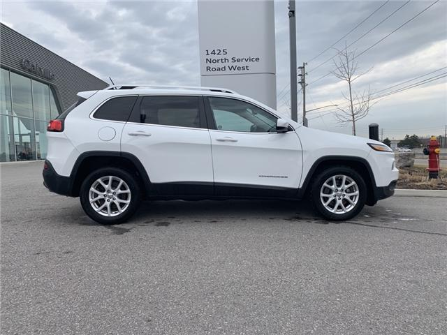 2015 Jeep Cherokee North (Stk: B8547) in Oakville - Image 2 of 9