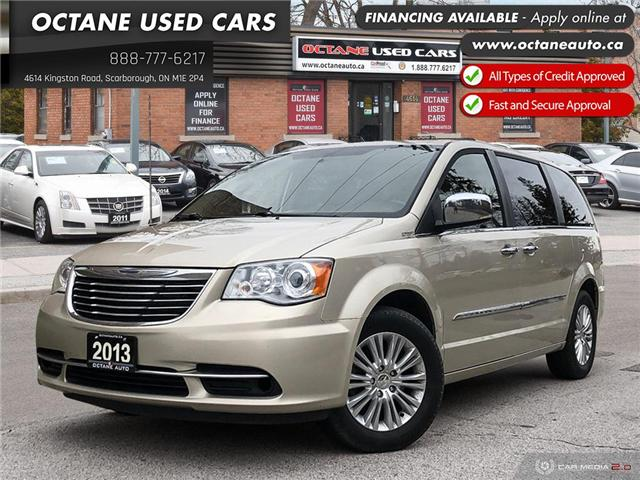 2013 Chrysler Town & Country Limited (Stk: ) in Scarborough - Image 1 of 24