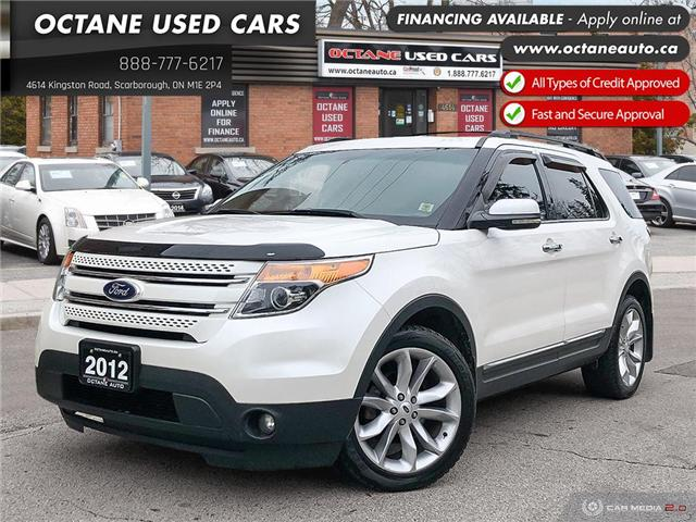 2012 Ford Explorer Limited (Stk: ) in Scarborough - Image 1 of 23