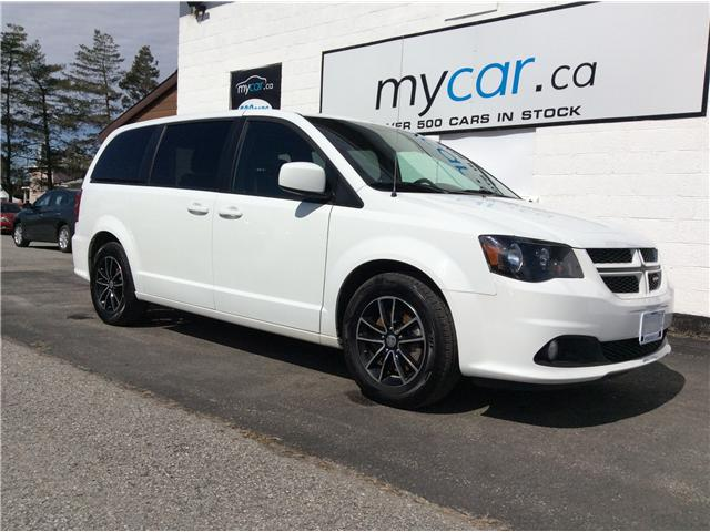 2018 Dodge Grand Caravan GT (Stk: 190358) in Richmond - Image 1 of 21