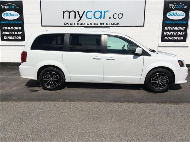 2018 Dodge Grand Caravan GT (Stk: 190358) in Richmond - Image 2 of 21
