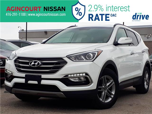 2018 Hyundai Santa Fe Sport 2.4 Premium (Stk: U12476R) in Scarborough - Image 1 of 27
