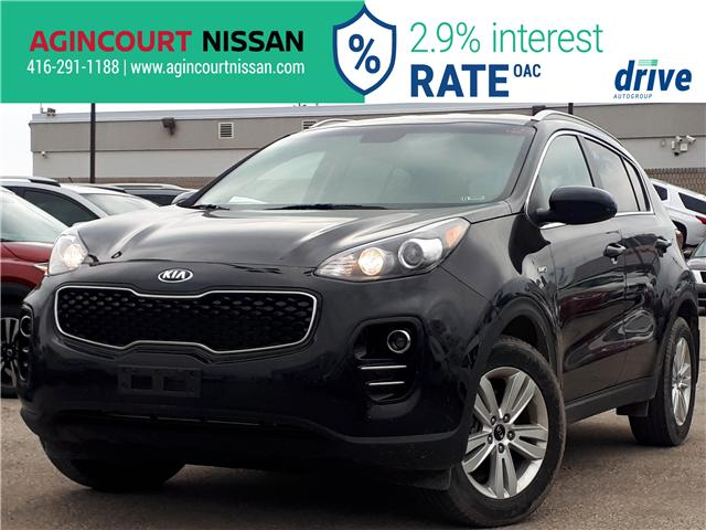 2019 Kia Sportage LX (Stk: U12478R) in Scarborough - Image 1 of 21
