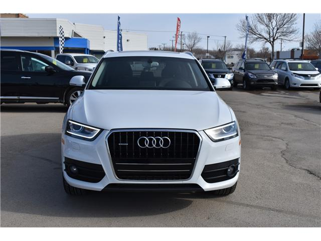 2015 Audi Q3 2.0T Technik (Stk: PP436) in Saskatoon - Image 2 of 30