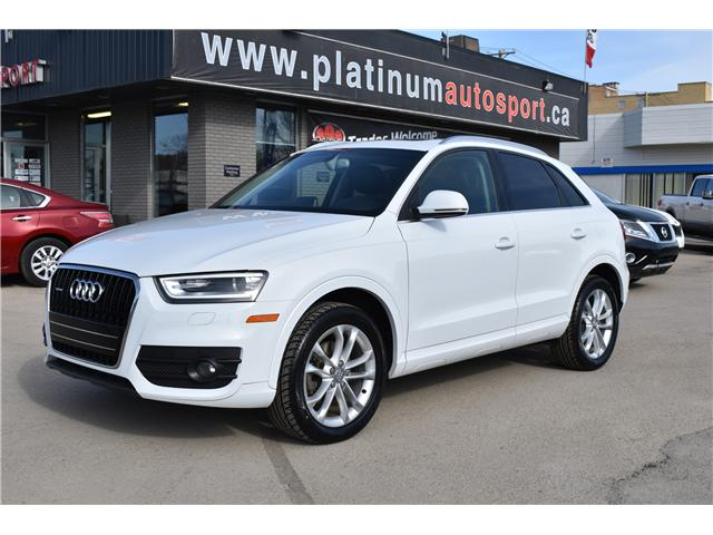 2015 Audi Q3 2.0T Technik (Stk: PP436) in Saskatoon - Image 1 of 30