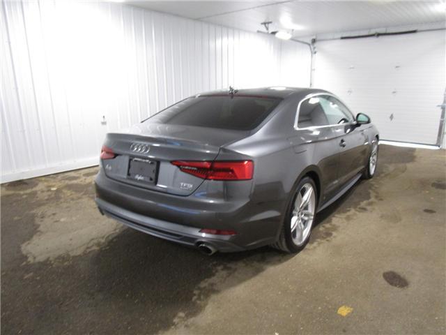 2018 Audi A5 2.0T Progressiv (Stk: F170618) in Regina - Image 4 of 27