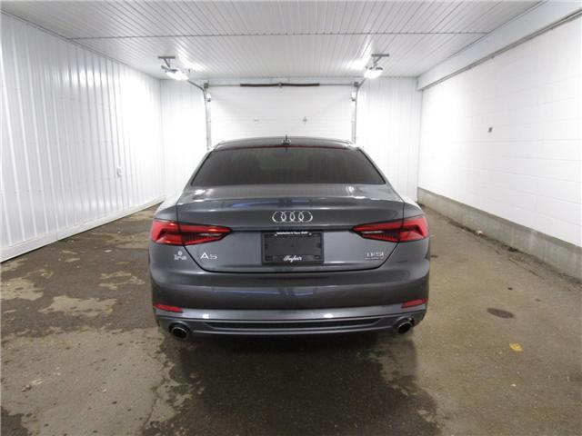 2018 Audi A5 2.0T Progressiv (Stk: F170618) in Regina - Image 5 of 27