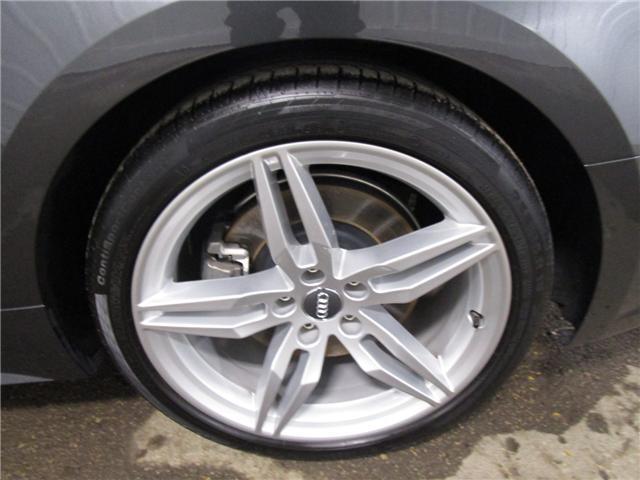 2018 Audi A5 2.0T Progressiv (Stk: F170618) in Regina - Image 10 of 27