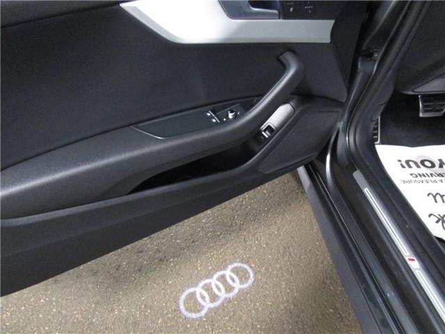 2018 Audi A5 2.0T Progressiv (Stk: F170618) in Regina - Image 12 of 27