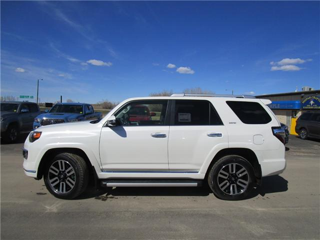 2019 Toyota 4Runner SR5 (Stk: 199119) in Moose Jaw - Image 2 of 39