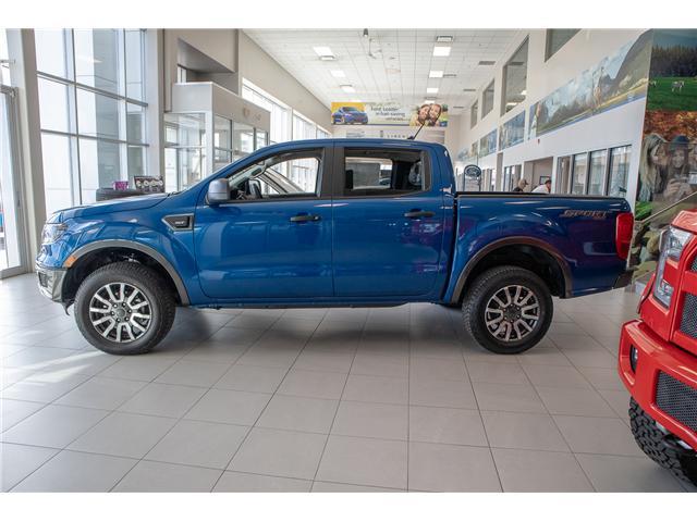 2019 Ford Ranger  (Stk: K-1187) in Okotoks - Image 1 of 9