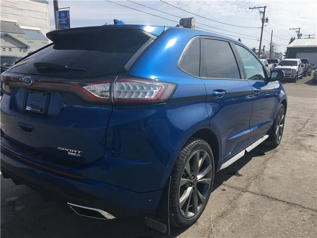 2018 Ford Edge Sport (Stk: 8118) in Wilkie - Image 2 of 25