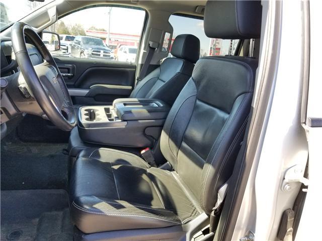 2017 Chevrolet Silverado 1500 1LT (Stk: ) in Kemptville - Image 9 of 13