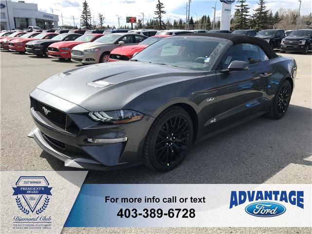 2019 Ford Mustang GT Premium (Stk: K-570) in Calgary - Image 1 of 5