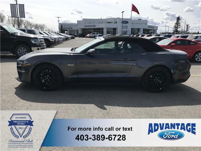 2019 Ford Mustang GT Premium (Stk: K-570) in Calgary - Image 2 of 5