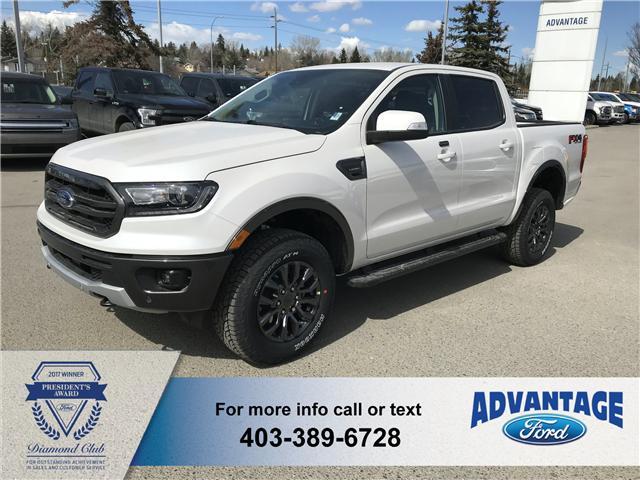 2019 Ford Ranger  (Stk: K-679) in Calgary - Image 1 of 5