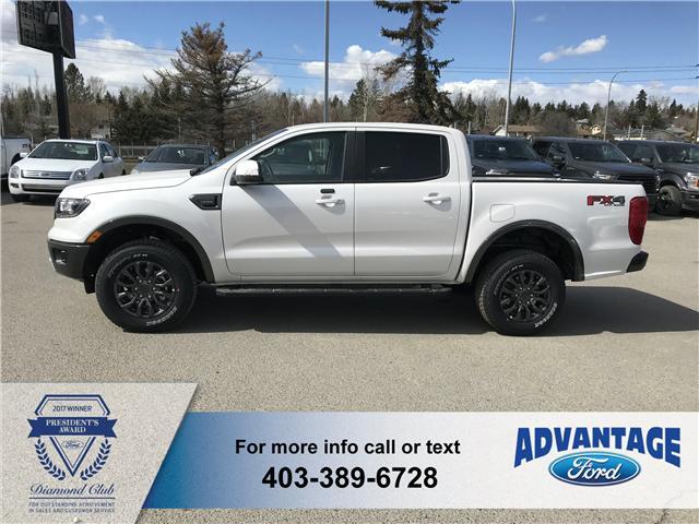 2019 Ford Ranger  (Stk: K-679) in Calgary - Image 2 of 5