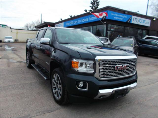 2018 GMC Canyon Denali (Stk: 190450) in North Bay - Image 1 of 14