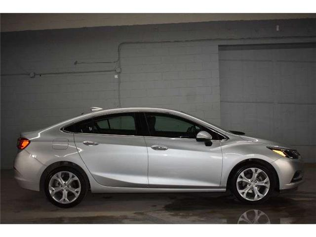 2018 Chevrolet Cruze PREMIER - BACKUP CAM * LEATHER * HEATED SEATS (Stk: B3733) in Cornwall - Image 1 of 30