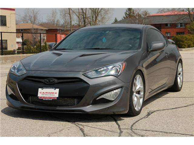 2013 Hyundai Genesis Coupe 2.0T Premium (Stk: 1904145) in Waterloo - Image 1 of 24