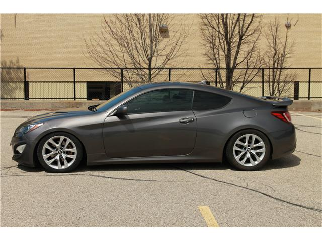 2013 Hyundai Genesis Coupe 2.0T Premium (Stk: 1904145) in Waterloo - Image 2 of 24