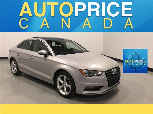 2015 Audi A3 1.8T Komfort (Stk: F0246) in Mississauga - Image 1 of 24