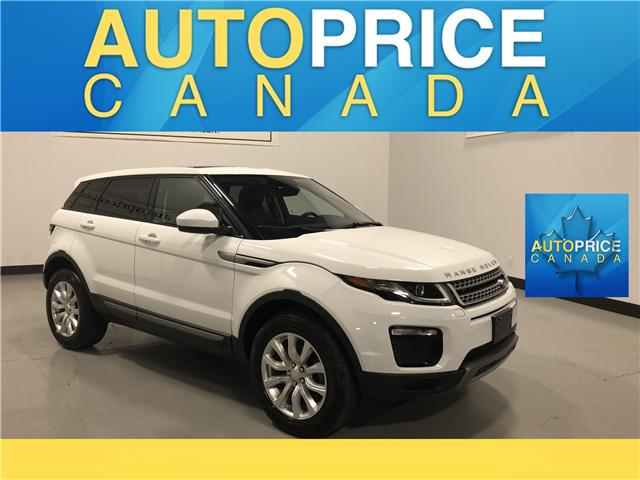 2018 Land Rover Range Rover Evoque SE (Stk: W0265) in Mississauga - Image 1 of 28