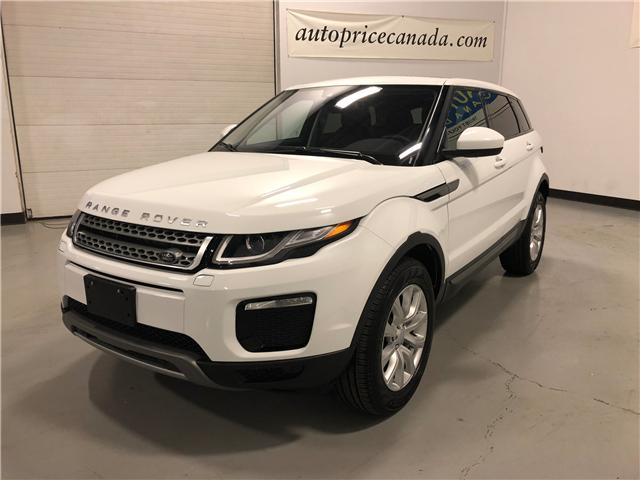 2018 Land Rover Range Rover Evoque SE (Stk: W0265) in Mississauga - Image 3 of 28