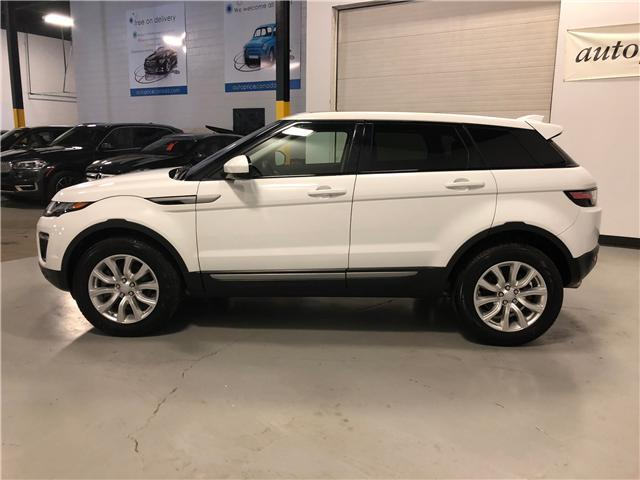 2018 Land Rover Range Rover Evoque SE (Stk: W0265) in Mississauga - Image 4 of 28