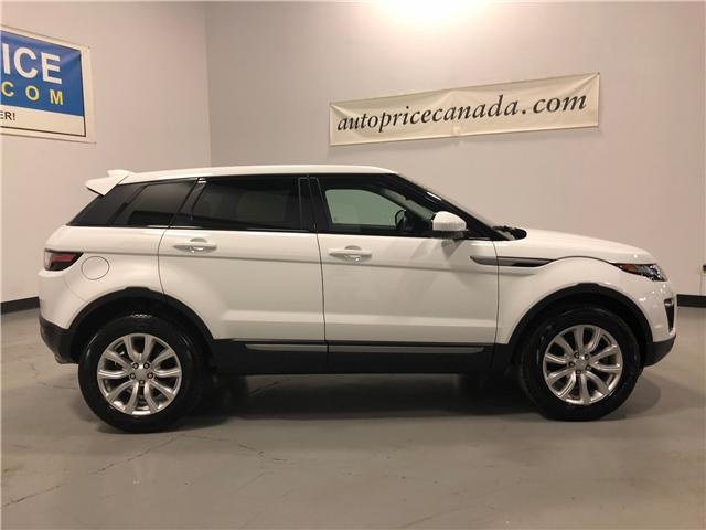 2018 Land Rover Range Rover Evoque SE (Stk: W0265) in Mississauga - Image 5 of 28