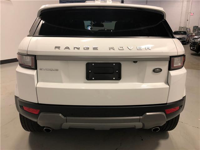 2018 Land Rover Range Rover Evoque SE (Stk: W0265) in Mississauga - Image 7 of 28