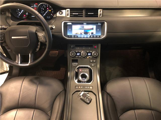 2018 Land Rover Range Rover Evoque SE (Stk: W0265) in Mississauga - Image 10 of 28