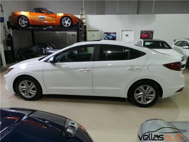 2019 Hyundai Elantra Preferred (Stk: NP1434) in Vaughan - Image 4 of 25