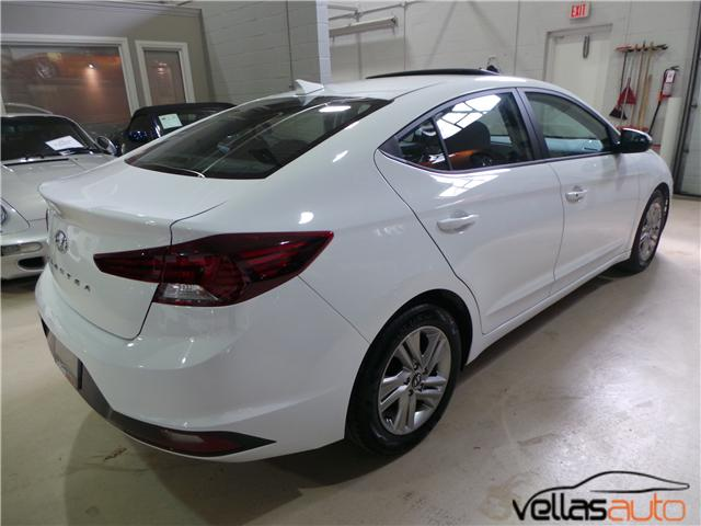 2019 Hyundai Elantra Preferred (Stk: NP1434) in Vaughan - Image 8 of 25