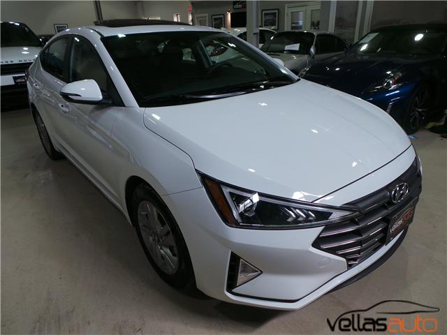 2019 Hyundai Elantra Preferred (Stk: NP1434) in Vaughan - Image 10 of 25