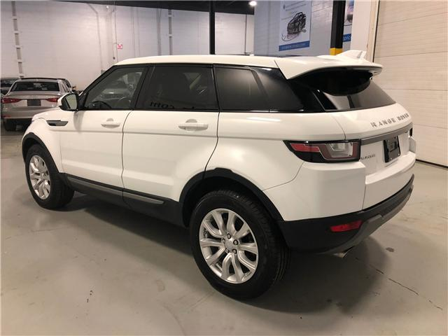2018 Land Rover Range Rover Evoque SE (Stk: W0265) in Mississauga - Image 6 of 28