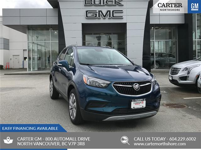 2019 Buick Encore Preferred (Stk: 9K58770) in North Vancouver - Image 1 of 13