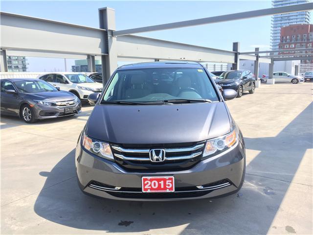2015 Honda Odyssey EX-L (Stk: HP3257) in Toronto - Image 2 of 35