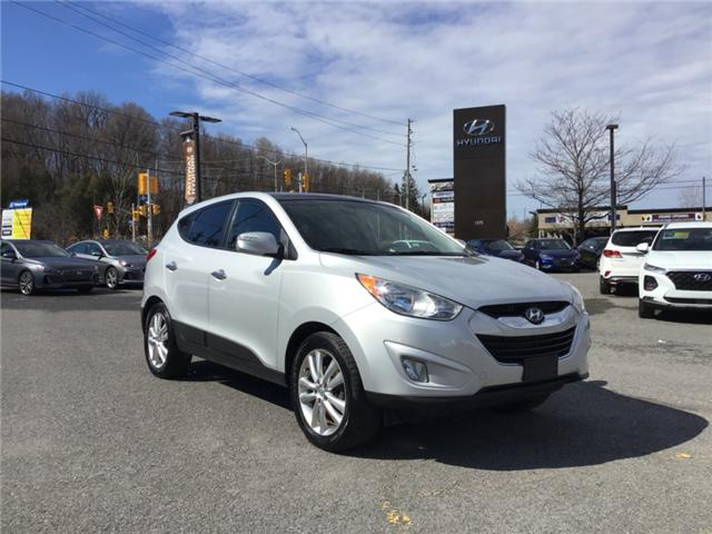 2012 Hyundai Tucson Limited (Stk: R95733A) in Ottawa - Image 1 of 11