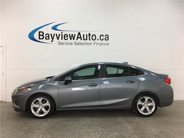 2019 Chevrolet Cruze Premier (Stk: 34666EW) in Belleville - Image 1 of 23